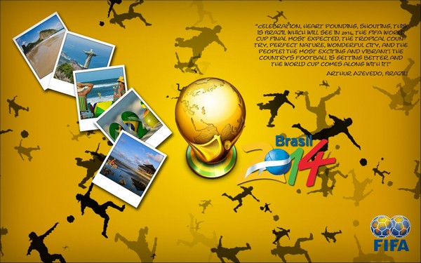 FIFA World Cup 2014 Wallpapers 6