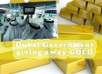 Dubai Government sent GOLD