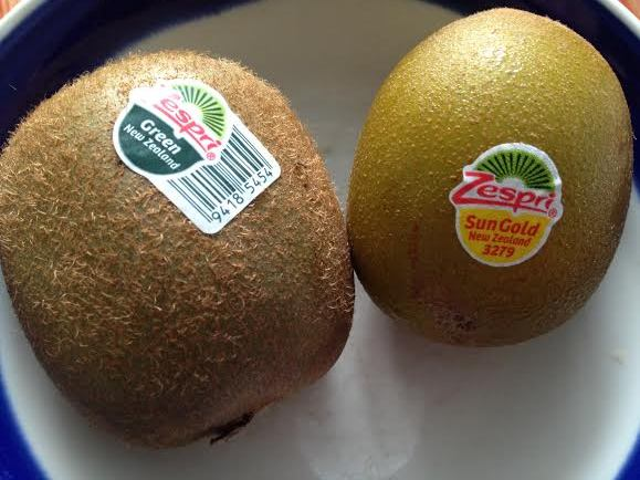 Zespri Kiwi Green and SunGold New Zealand