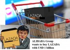 Alibaba Group to Buy Lazada in Southeast Asia