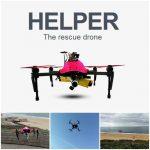 HELPER the rescue drone