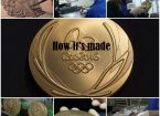 Rio Olympic 2016 Gold Medals